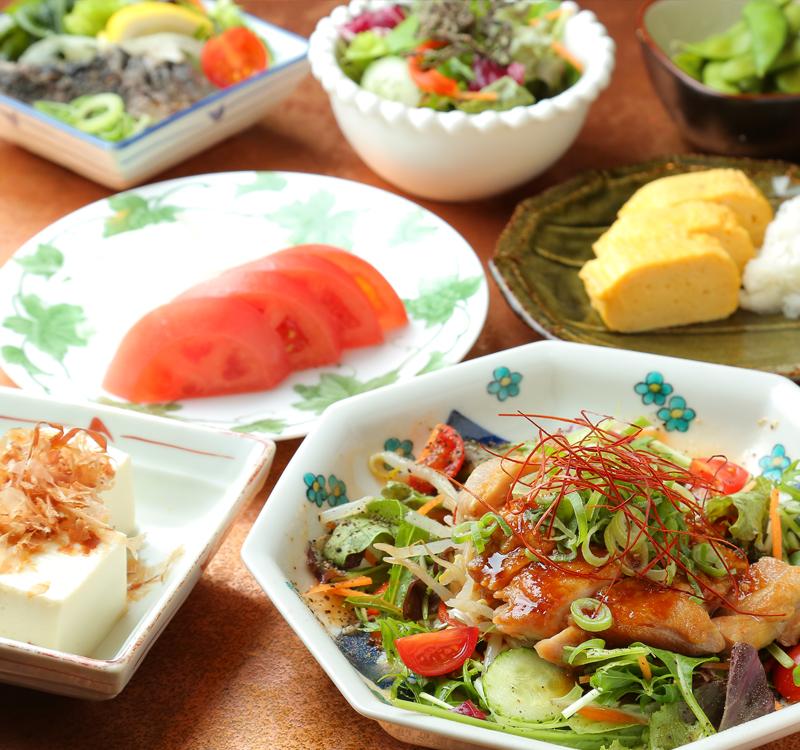 洋食ふくもと和風宴会コース3000円120分飲み放題